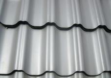 Materiali di tetto della costruzione che ricoprono per Fotografia Stock
