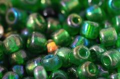 Materiali per produrre gioielli fatti a mano Fotografia Stock Libera da Diritti