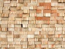 Materiali tradizionali dell'edificio residenziale Fotografia Stock Libera da Diritti