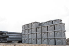 Materialien für Bau Lizenzfreie Stockbilder