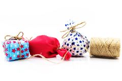 Materials for eco-friendly and sustainably wrapping a gift