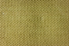 Materials - green cotton Royalty Free Stock Photography
