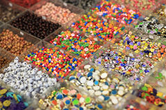 Materials for jewelry Royalty Free Stock Image