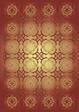 Materias textiles Foto de archivo libre de regalías