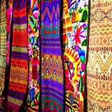 Materias textiles Costa Rica fotos de archivo