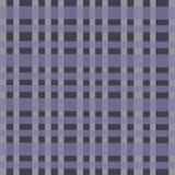Materias textiles cuadradas abstractas de la tela de la célula del modelo del paño del gra de la teja del modelo de mosaico del f Imagen de archivo libre de regalías
