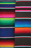 Materias textiles tradicionales coloridas Imagenes de archivo