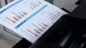 materiel för rapport för kontroll för marknad för affärsgrafer