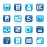 materiel för utbytesfinanssymboler Fotografering för Bildbyråer