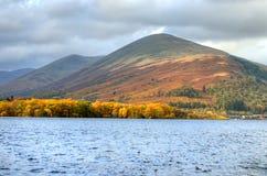 Materielbild av Loch Lomond, Skottland Fotografering för Bildbyråer