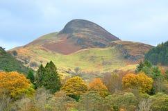 Materielbild av Loch Lomond, Skottland Royaltyfri Fotografi