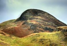 Materielbild av Loch Lomond, Skottland Royaltyfria Foton