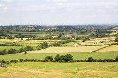 Materielbild - härligt Yorkshire landskap Arkivfoto