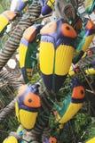 Materielfoto: colorfukrypstaty Royaltyfria Foton