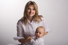 Maternidad Imagen de archivo libre de regalías