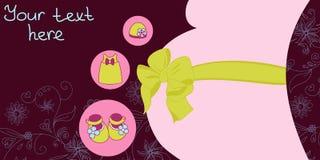 maternidad Fotografía de archivo libre de regalías