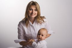 Maternidade Imagem de Stock Royalty Free
