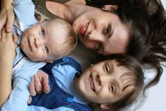 Maternidade fotografia de stock
