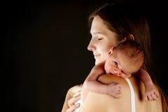 Maternità Fotografia Stock