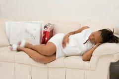 Maternità Immagini Stock Libere da Diritti