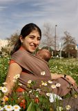 Maternité photos stock