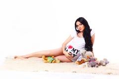 maternity fotografia royalty free