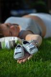 maternity fotografering för bildbyråer