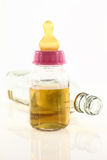 Maternity and alcohol Stock Images