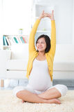 Maternity health concept. Royalty Free Stock Image