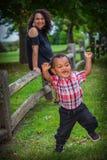 Maternity momma Royalty Free Stock Photography
