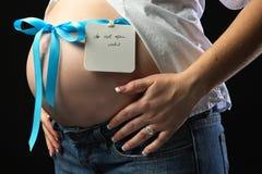 maternitystående arkivfoton