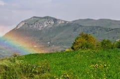 Matese, Molise mountains Royalty Free Stock Images