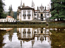 Mateus palace Royalty Free Stock Photos