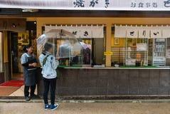 Matförsäljare Arkivfoto