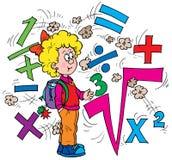 Mathématiques Images libres de droits