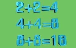 Mathématiques Image stock