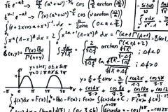 Mathématiques Photos libres de droits