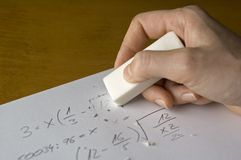 Math Royalty Free Stock Image