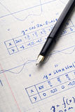 Math Royalty Free Stock Photography