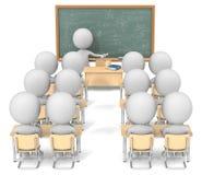 Math Class. Royalty Free Stock Photo