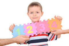 Math concept royalty free stock images