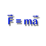Math formula. Difficult math formula on white background Stock Photography