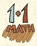 Math icon Stock Image