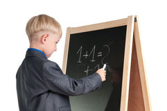 Math lesson Royalty Free Stock Images