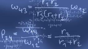 Math stock video footage