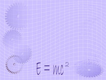 Math, Science Background Stock Photography