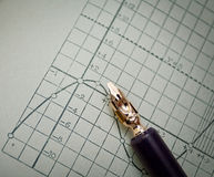 Math science concept Royalty Free Stock Photo