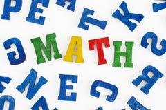 Math Royalty Free Stock Photos