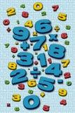 Mathe ilustration Stockfotografie