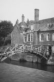 Mathematical bridge Royalty Free Stock Photos